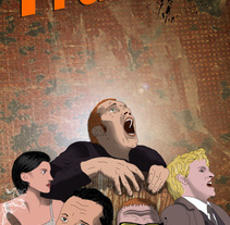 Posters. Un proyecto de Diseño e Ilustración de Ralf Wandschneider - Viernes, 13 de diciembre de 2013 00:00:00 +0100