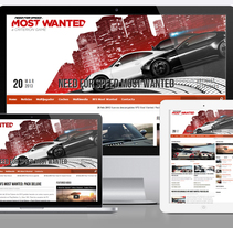 Blog: NFS Most Wanted. A Design, and Software Development project by Gilber Jr         - 14.12.2013