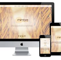 Web Mimbre. A Design&IT project by Mimbre Studio         - 16.12.2013