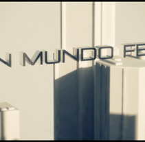 Un Mundo Feliz. A Motion Graphics, Film, Video, TV, and 3D project by Jose Luis Díaz Salvago - Mar 18 2011 12:00 AM