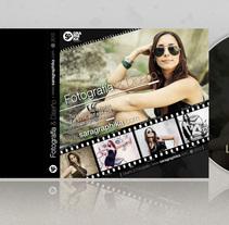 Diseño Carátulas CD. Un proyecto de Diseño de Sara Graphika  - 26-12-2013