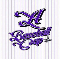 Baseball Cap Typography. A Design&Illustration project by Naone  - Sep 12 2013 12:00 AM