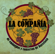 La Compañia de Barcelona. Um projeto de Design, Publicidade e Instalações de mail: contacto@valeparis.com - 07-01-2014