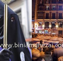 Madrid Semana Santa . Um projeto de Fotografia de Biniam Ghezai         - 12.01.2014