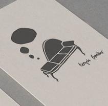 Terapia familiar. Un proyecto de Diseño e Ilustración de Carlos Muñoz Guimerá         - 29.02.2012