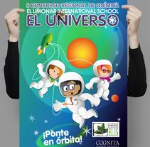 ELIS, 2º Concurso Regional de Química. Un proyecto de Diseño, Ilustración y Publicidad de Señor Rosauro         - 22.03.2012