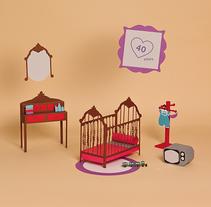 40 Aniversario Micuna. Um projeto de Design de Manuel Estelles Miralles         - 21.01.2014