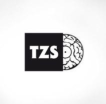 TZS // Logo. Un proyecto de Diseño de Tony Raya  - Jueves, 23 de enero de 2014 00:00:00 +0100