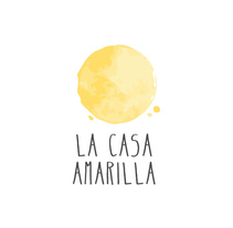 La casa amarilla - Diseño de identidad corporativa. A Design, Art Direction, Br, ing&Identit project by Irene Rubio Baeza         - 26.01.2014