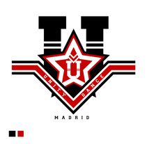 Unity Dance Madrid. Logo Design. A Br, ing, Identit, and Graphic Design project by Naone  - Jan 08 2014 12:00 AM