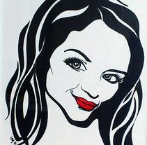 nanos retratos. Un proyecto de Ilustración, Bellas Artes y Pintura de mondogominolo  - 30-01-2014