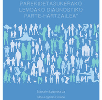 """Informe sobre Igualdad - """"Genero parekidetasunerako Lemoako diagnostiko parte-hartzailea"""" - Matxalen Legarreta Iza. Um projeto de Design editorial e Design gráfico de marta jaunarena         - 19.06.2013"""
