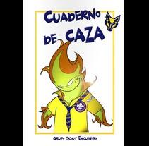 Maquetación cuaderno infantil de actividades. A Br, ing, Identit, Information Architecture&Information Design project by Laura de la Cruz Martínez - 11-02-2014