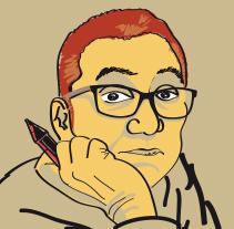 Autoretrato. Un proyecto de Diseño gráfico de Gelo Quero Miquel - Viernes, 21 de febrero de 2014 00:00:00 +0100