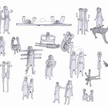 Criaturas. Un proyecto de Ilustración de MARIA BEITIA         - 25.02.2014
