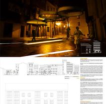 SoundWich. Un proyecto de Diseño, 3D y Arquitectura de Jesús Sotelo Fernández - 13-12-2013