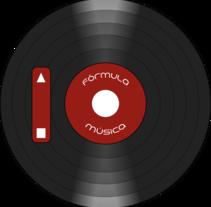 Logotipo Fórmula10músicA. Um projeto de Design gráfico de Esther Herrero Carbonell - 14-06-2016