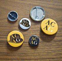 Asociación ACAG. Un proyecto de Br, ing e Identidad y Diseño gráfico de Nicolás Gallardo         - 04.03.2014