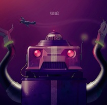 ¡Oh, cielos! ¡El fin del Mundo!. A Illustration, and Character Design project by Pedro García Castañeda         - 05.03.2014