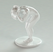Escultura. Um projeto de 3D de Yordany Ovalle Muñoz         - 06.03.2014