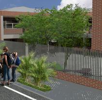 maria panesso . Um projeto de 3D, Arquitetura e Arquitetura de interiores de diana tigreros         - 08.03.2014