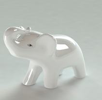 Elefante. Um projeto de 3D de Yordany Ovalle Muñoz         - 09.03.2014