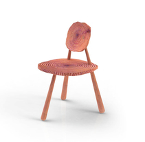 Silla Conic. A Furniture Design project by Yordany Ovalle Muñoz         - 10.03.2014
