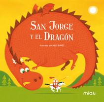 San Jorge y el Dragón. A project by Kike Ibáñez. - 03.01.2014