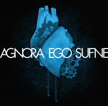 Agnora Ego Sufne. A Art Direction, Graphic Design, and Packaging project by Laia Vives Muñoz         - 16.03.2014