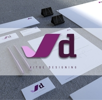 Vitae Designing. A Br, ing&Identit project by José Avero - 16-03-2014