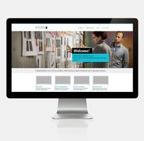 Intuitiva. Un proyecto de Diseño Web de Cristina Fabregas Escurriola         - 17.03.2014