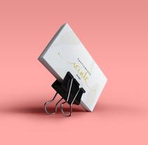 Identidad corporativa Apartamento Veinte. Un proyecto de Diseño gráfico de Marina Hernanz Rueda         - 27.03.2014