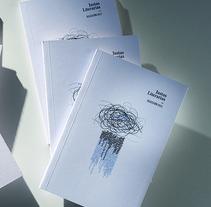 Justas Literarias. Un proyecto de Diseño, Diseño editorial y Diseño gráfico de Juan Jareño  - 28-03-2014