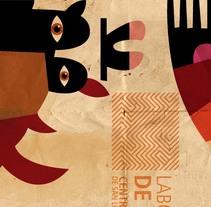 Laboratorio de Diseño. Um projeto de Design, Ilustração e Artes plásticas de Charlie Ramirez         - 01.04.2014
