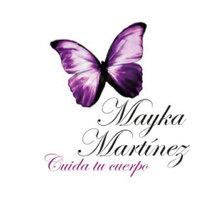 """Cartel A3 """"Mayka Martínez. Cuida tu cuerpo"""". Un proyecto de Diseño editorial y Diseño gráfico de Julio Estrella - 03-04-2014"""
