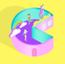 36 days of type. Un proyecto de Diseño, Ilustración y Tipografía de le  dezign - Martes, 08 de abril de 2014 00:00:00 +0200