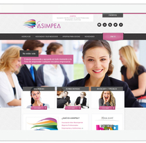 Asimpea. Um projeto de Desenvolvimento Web de Cristina  Álvarez  - 08-04-2013