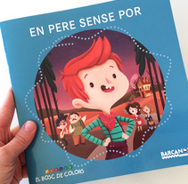 En Pere sense por (Juan sin miedo). Un proyecto de Ilustración de Marta García Pérez - Miércoles, 09 de abril de 2014 00:00:00 +0200