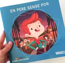 En Pere sense por (Juan sin miedo). Um projeto de Ilustração de Marta García Pérez - 08-04-2014