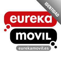 Eurekamovil · Identidad. A Design, Br, ing, Identit, Design Management, and Graphic Design project by Julieta Giganti - 31-01-2012