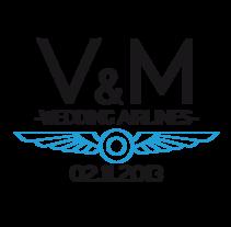 V&M. Un proyecto de Br, ing e Identidad, Eventos y Diseño gráfico de Ivan Soucase Gonzalez         - 10.04.2014