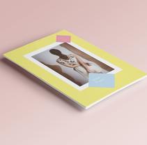 Water Puppet Spring Summer Catalogue. Un proyecto de Diseño editorial de Pelayo Romero Maier         - 20.04.2014