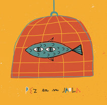 Peces pensantes. A Illustration project by Júlia  Solans - 24-04-2014