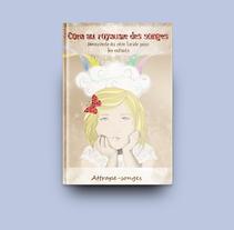 Portada de libro para niños. A Illustration, Editorial Design, and Fine Art project by Gloria Sánchez         - 28.03.2015