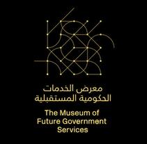 The Museum of Future Government Services. Un proyecto de Instalaciones, UI / UX, Diseño gráfico, Arquitectura de la información, Diseño de la información, Diseño interactivo y Escenografía de Hendrik Hohenstein - 31-01-2014