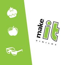 Make it . Un proyecto de Br, ing e Identidad y Diseño gráfico de Gimena Cabrera - 06-05-2009