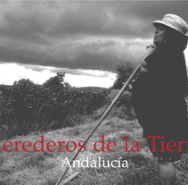 Herederos de la tierra. A Editorial Design project by Marcelo Bordas         - 01.11.2008
