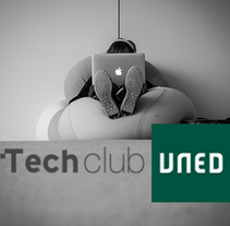 Logo para TechClub UNED. A Br, ing&Identit project by Alex R Chies - May 13 2014 12:00 AM