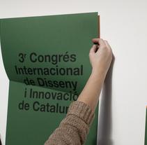 3rd CIDIC . Un proyecto de Diseño, Br, ing e Identidad, Diseño gráfico y Tipografía de Xavi Martínez Robles - 14-02-2014