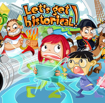 Let's get historical! (Educational App). Un proyecto de Diseño de juegos de Jorge de Juan - 15-11-2014